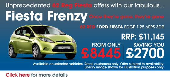 Ford Fiesta Frenzy