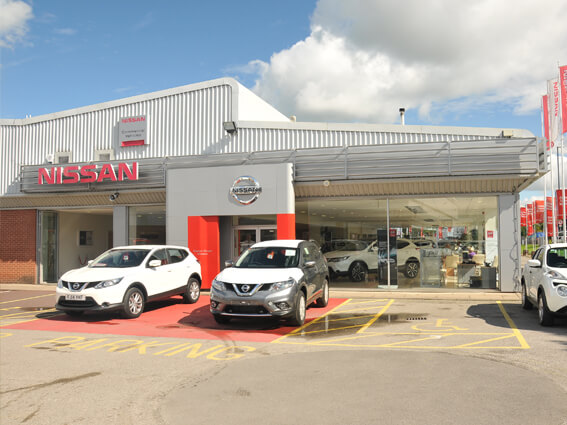 New And Used Nissan Qashqai In Derby Macklin Motors