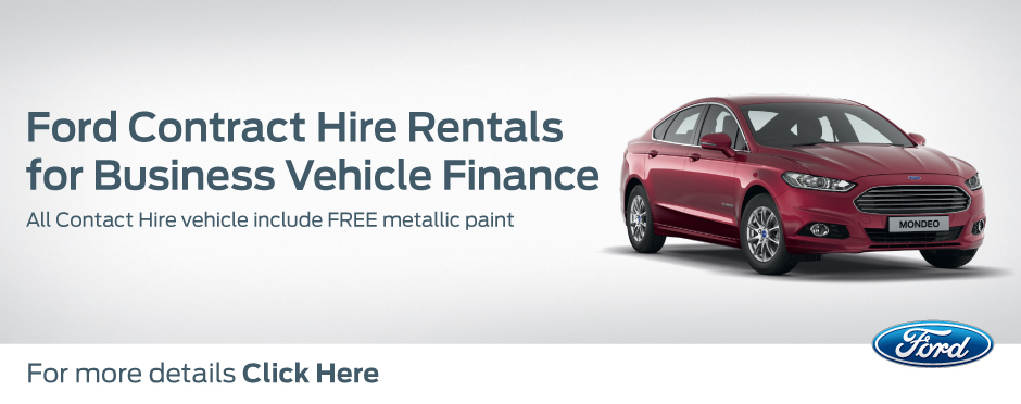 Ford Contract Hire