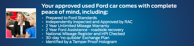 Ford Direct Peace of mind