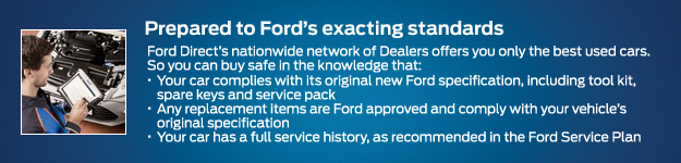 Ford Direct Exacting Standards