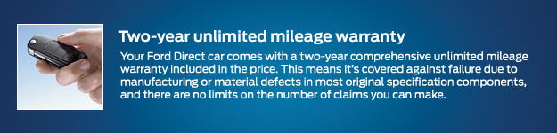 Ford Direct 2 Years unlimited
