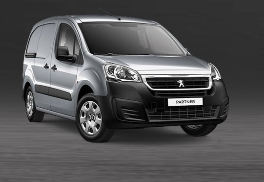 All New Peugeot Partner