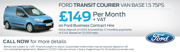 Ford Transit Courier Contract Hire