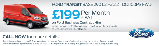 Ford Transit Base Contract Hire