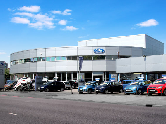 Ford bromley ford dealers in bromley bristol street for Bristol motor mile dealerships
