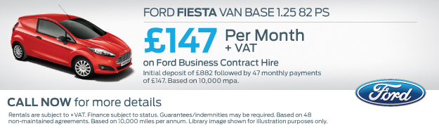 Ford Fiesta Contract Hire