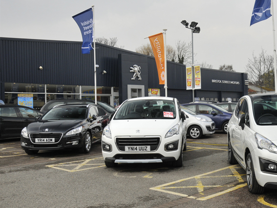 New And Used Peugeot Expert Combi In Chesterfield