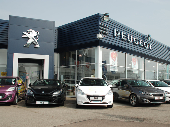 New And Used Peugeot In Worksop Macklin Motors
