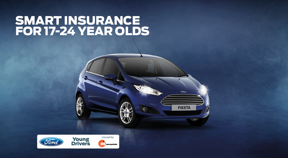 Ford Young Drivers Insurance