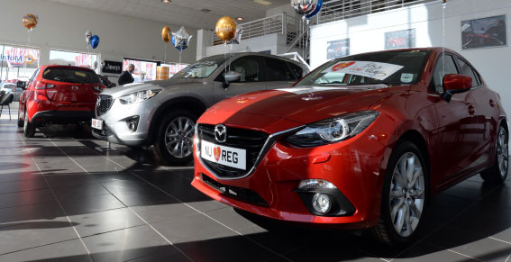 New and used Mazda CX-5 in Bristol | Macklin Motors