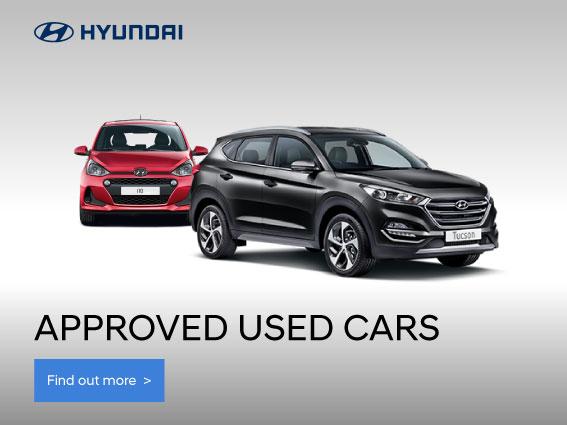 Hyundai Edinburgh West Hyundai Dealers In Edinburgh