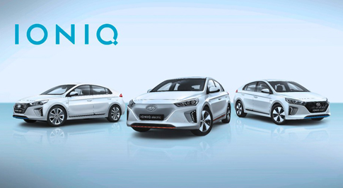 Hyundai Ioniq�s electric tech could be used in other models