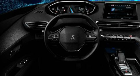 Peugeot reveals new generation i-Cockpit