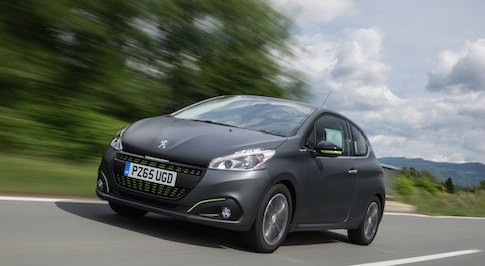 New Peugeot 208 set to see 2018 release