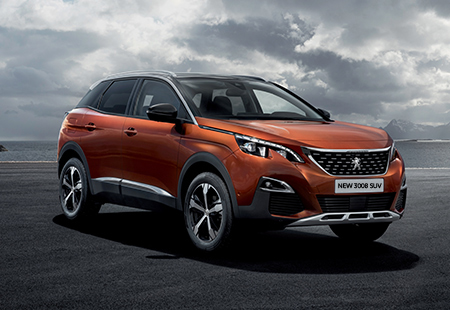 Peugeot 3008 - Styling 01