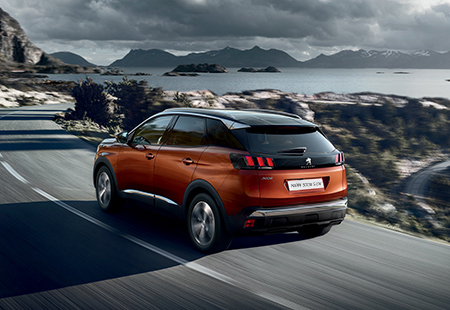 Peugeot 3008 - Styling 02