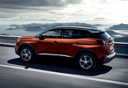 Peugeot 3008 - Experience 01