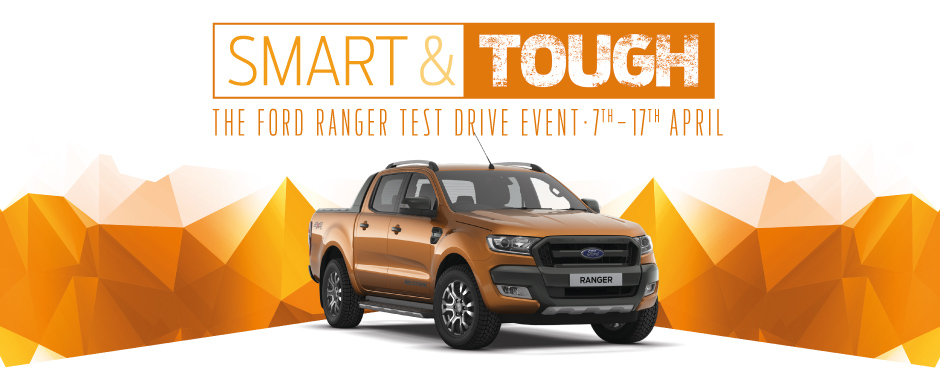 Ford Ranger Smart Amp Tough Event Macklin Motors