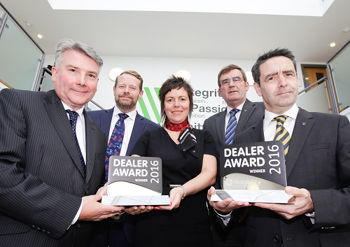Vertu Motors named Motability Dealer Group of the Year