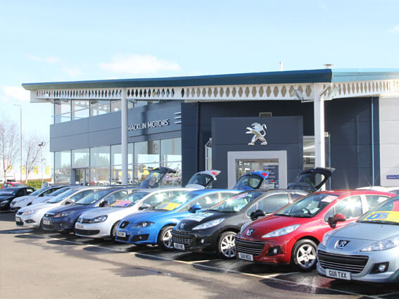 Car Dealers In Addlestone