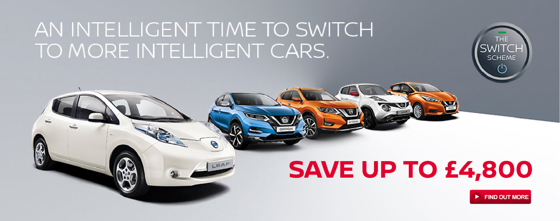 Nissan Switch Event