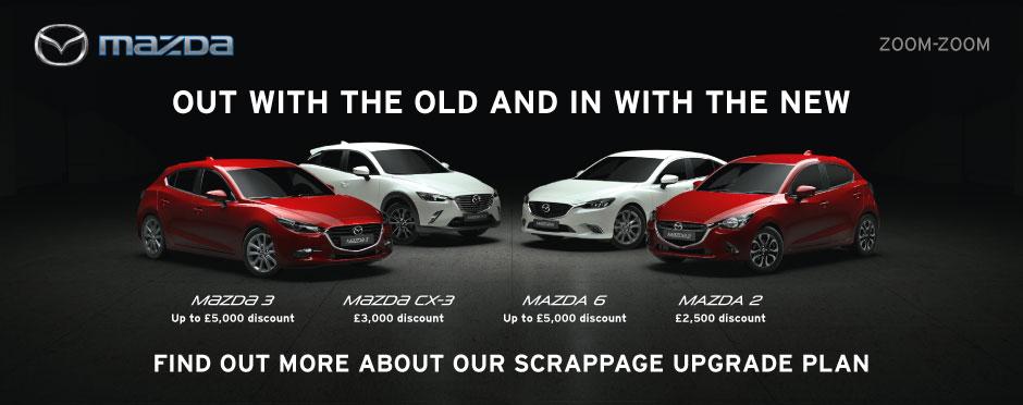 Mazda Spage Scheme | Macklin Motors
