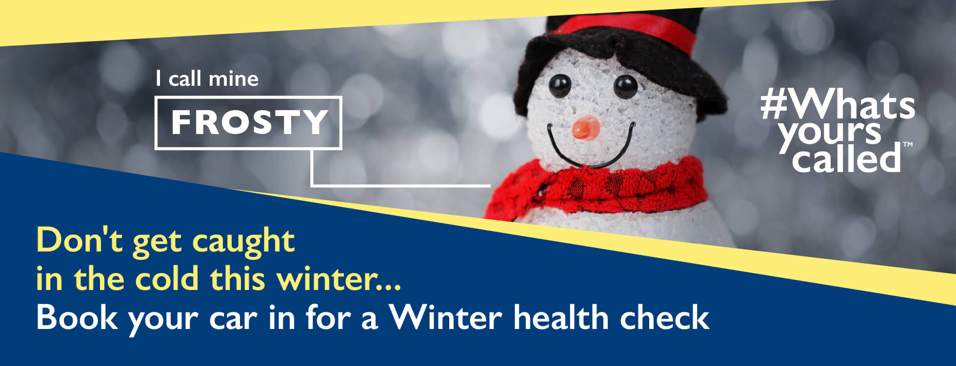 Winter Health Check for only £19.99