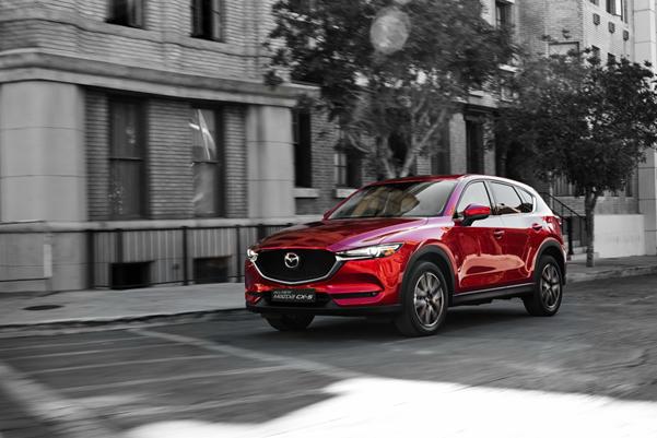 In The Spotlight: The Mazda CX-5 | Macklin Motors