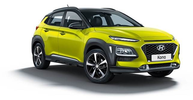 Introducing the Hyundai KONA