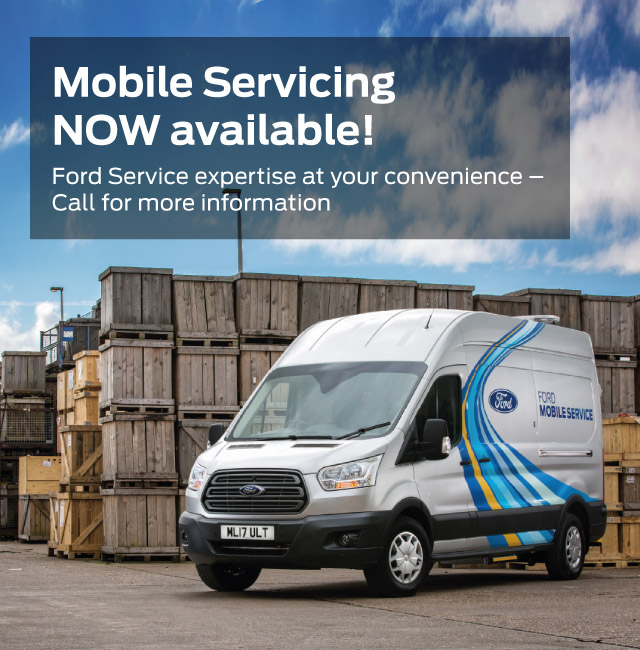 Ford Mobile Servicing