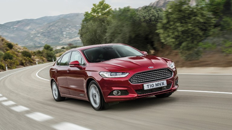 In the Spotlight: Ford Mondeo Hybrid
