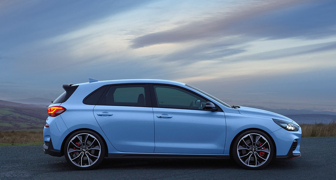 In the Spotlight: Hyundai i30N