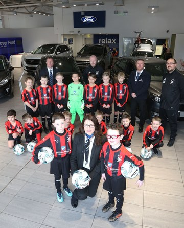Mazda Hamilton scores a hat trick for Mill United FC