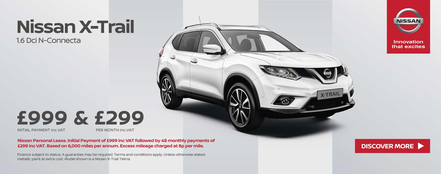 Nissan XTRAIL Easter
