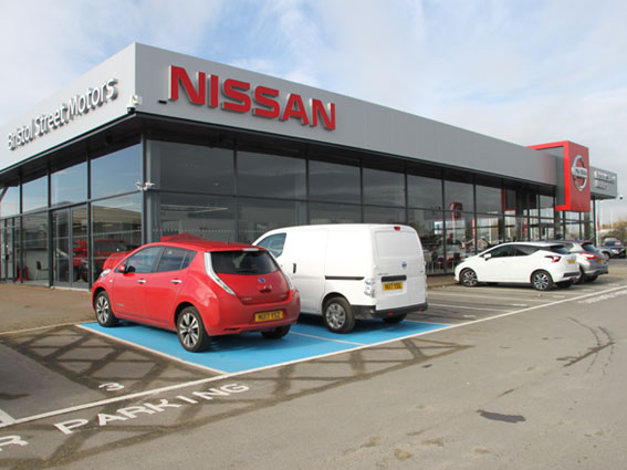 Nissan darlington nissan dealers in darlington bristol for Bristol motor mile dealerships