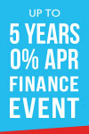 5 Years 0% No Deposit Event