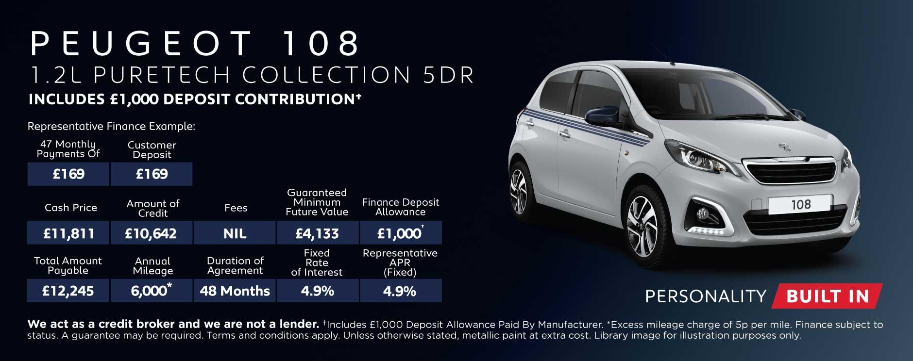 New Peugeot deals | New Peugeot cars for sale | Macklin Motors