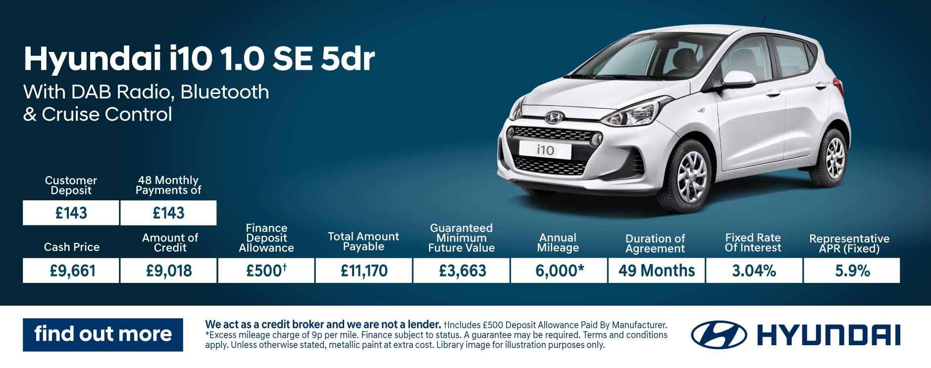 New Hyundai deals | New Hyundai cars for sale | Macklin Motors