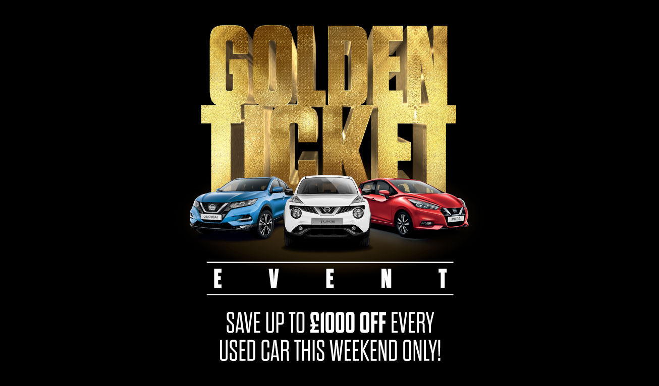 Nissan MM Golden Ticket BB