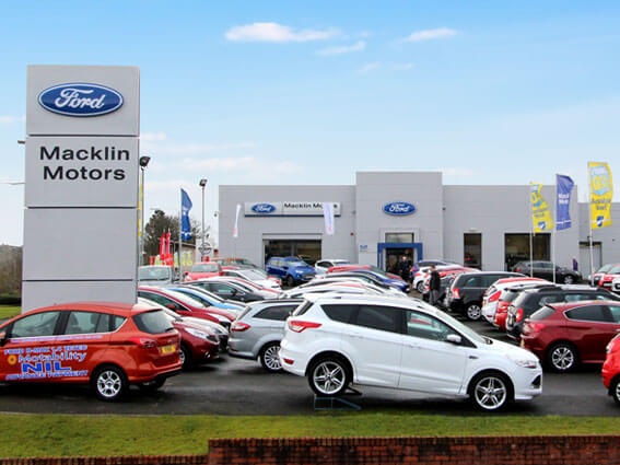 Macklin motors glasgow