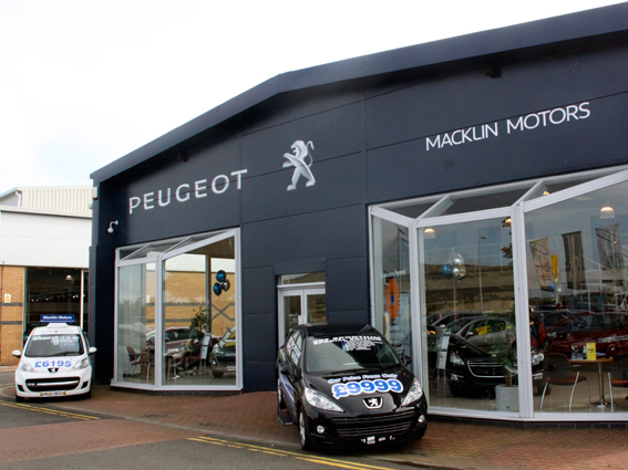 Peugeot Dunfermline Peugeot Dealers In Dunfermline