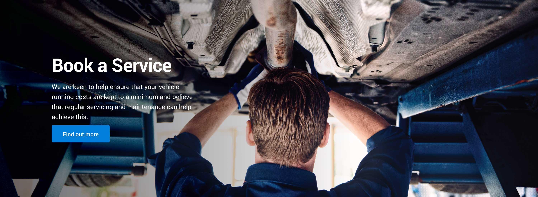 Car Servicing | MOT | Car Aftersales | Macklin Motors