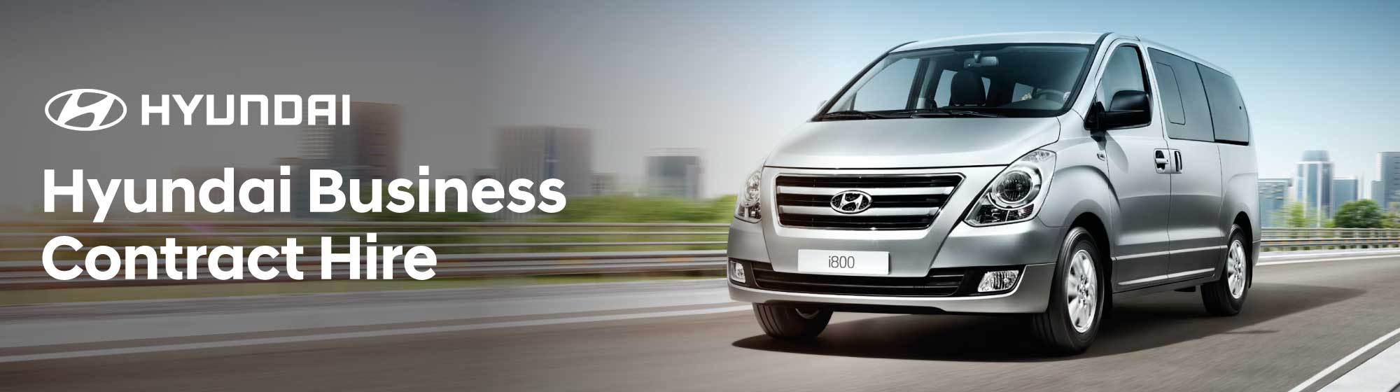 Hyundai Personal Contract Hire