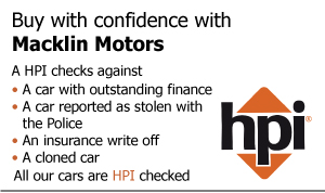 All our used cars are HPi checked MM