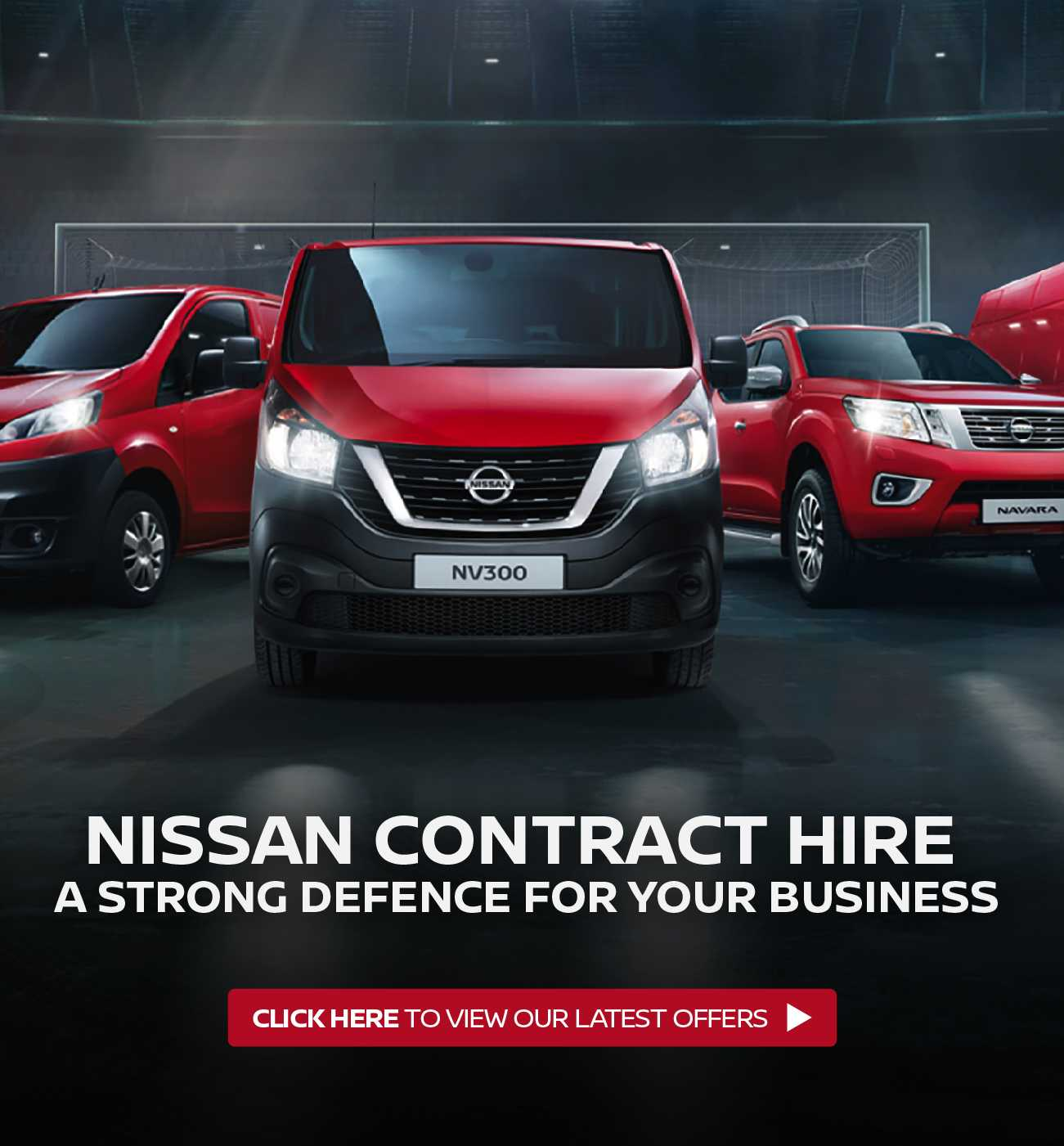 [Nissan Generic] Nissan Contract Hire Banner 2
