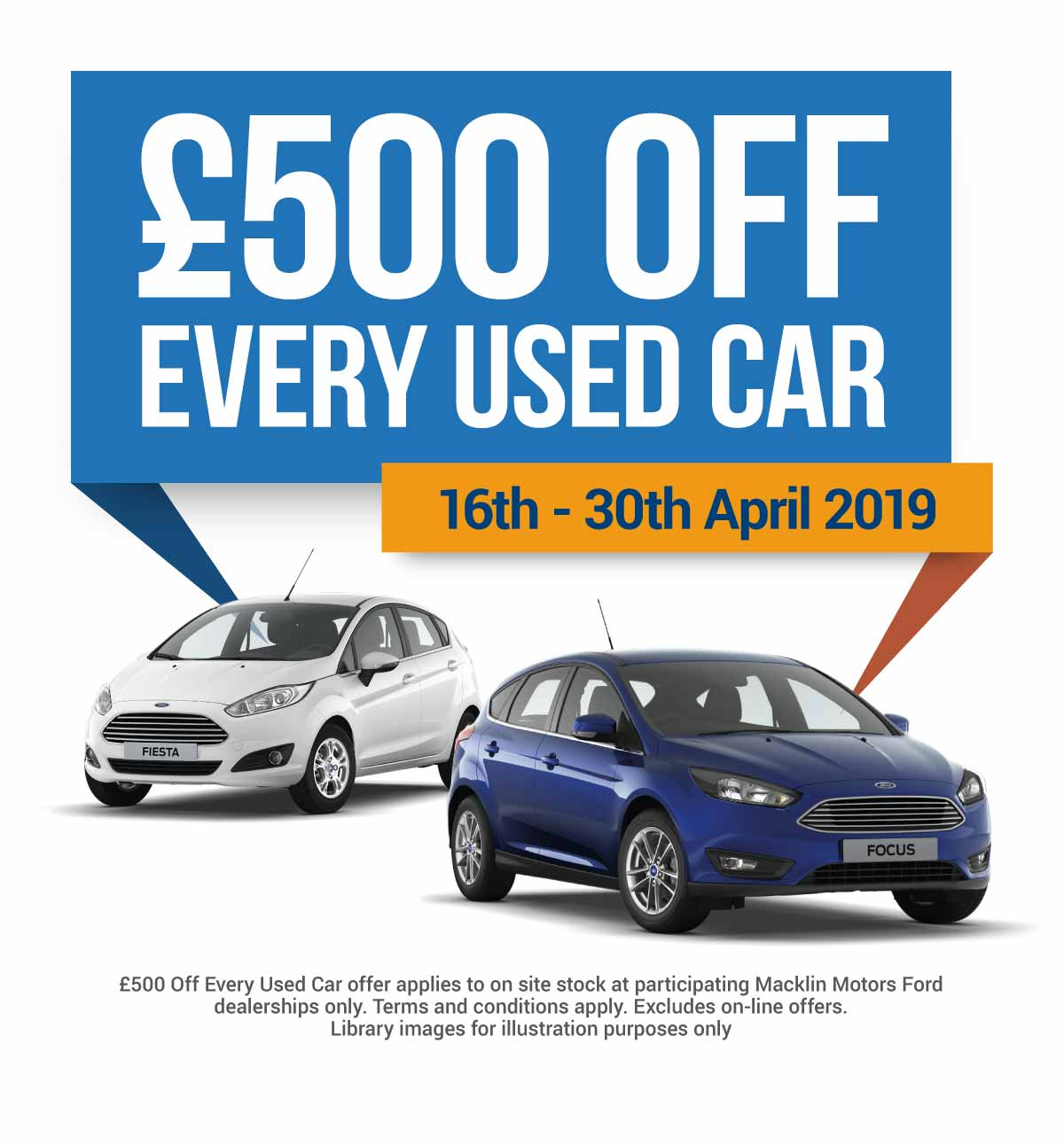 MM Ford Used �500 Off Event