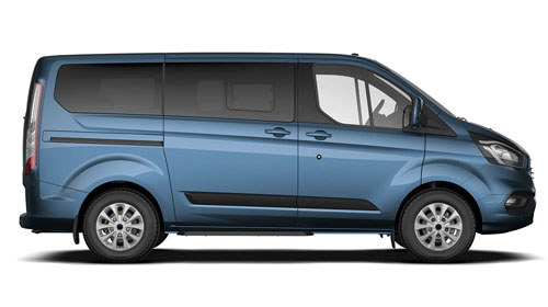 New Ford Tourneo Custom
