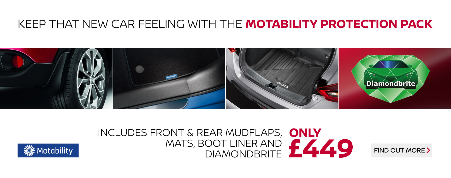 Nissan Motability Protection Pack 100519 Banner 3