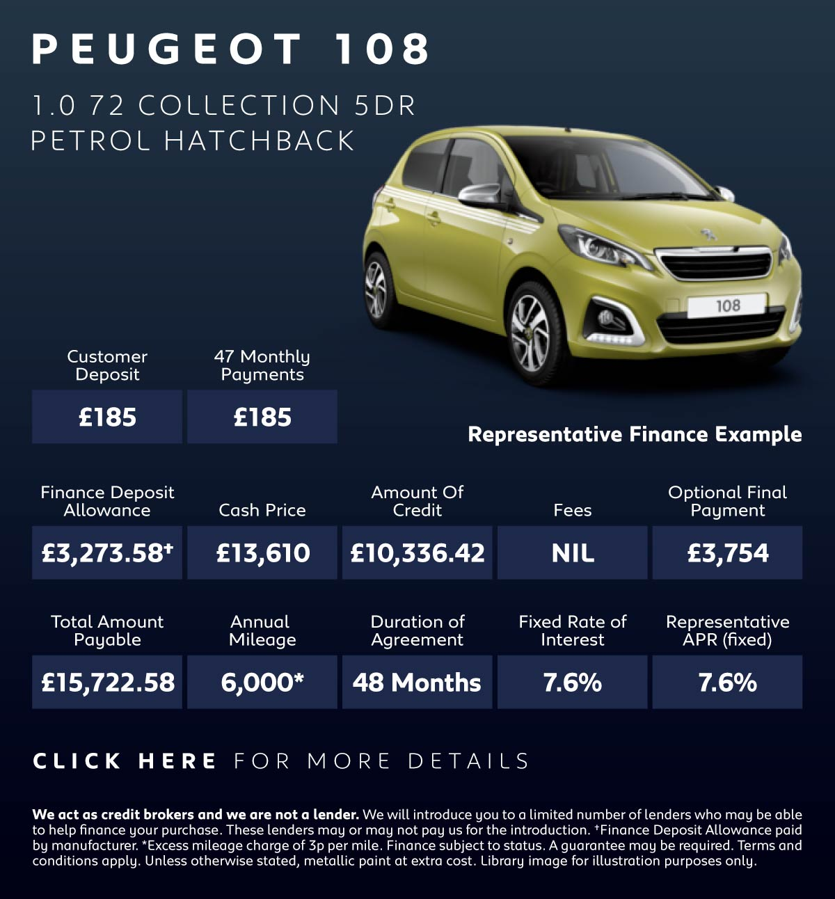[Peugeot 108] Peugeot 108 Collection 150719 Banner 2